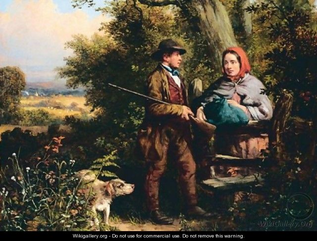Sportsman Returning Home - William Bromley III