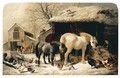 Winter Feed - Henry Woollett
