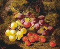 Still Life Of Fruit - Charles Thomas Bale