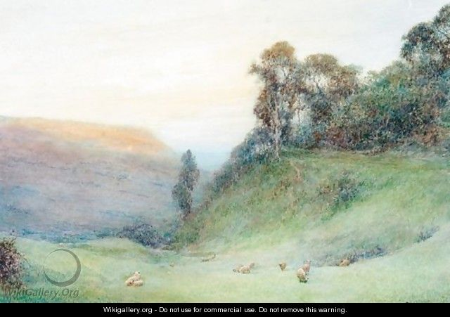 Weston Glen, Near Sidmouth - John White