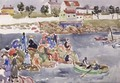 The Cove 2 - Maurice Brazil Prendergast