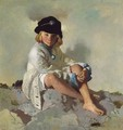 Kit - Sir William Newenham Montague Orpen