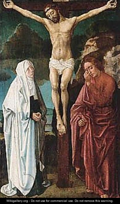 The Crucifixion - South Netherlandish School