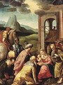 The Adoration Of The Magi 2 - Antwerp School
