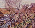 Le Moulin De Bouchardon, Crozant, Au Printemps - Armand Guillaumin