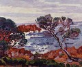 Agay, Les Rochers Rouges - Armand Guillaumin