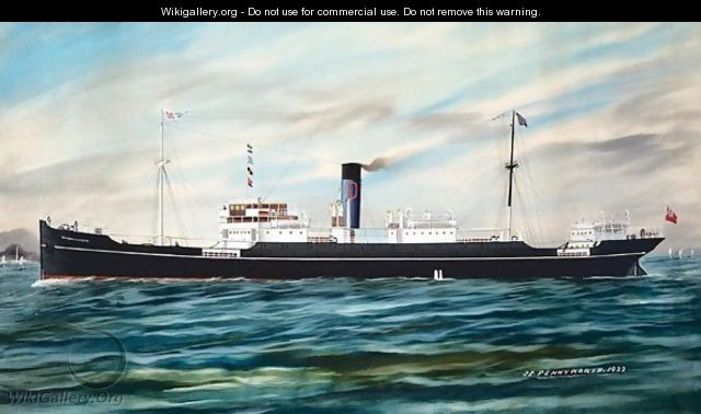 The S.S.Pennyworth 1922 - Neopolitan School