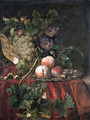 Grapes in a basket - Willem Van Aelst