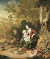 The Rest on the Flight into Egypt - Willem van Mieris