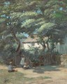 Noonday shade - William Banks Fortescue