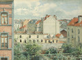 The rooftops of Brussels - Willem De Famars Testas