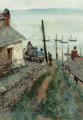 Clovelly, Devon - Walter Langley