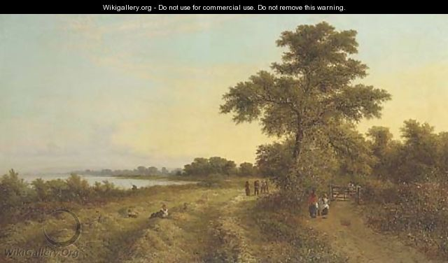 On the Stour - Walter Williams