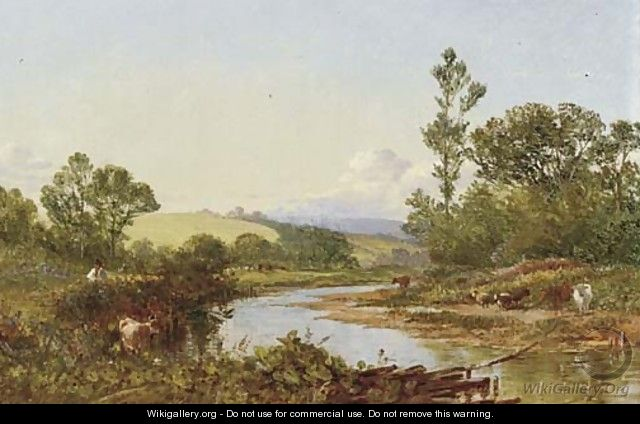 On the Otter near St. Mary Ottery - Walter Williams