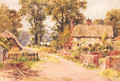Passford Farm, Bucklands, Lymington - Wilfred Williams Ball
