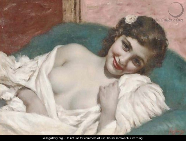 A young beauty - Vincenzo Migliaro