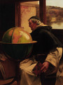 Combing the Globe - Walter-Dendy Sadler