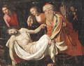 The Entombment - Utrecht School