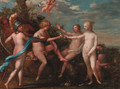The Judgement of Paris - Venetian School