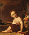 Portrait of a Child - Thomas Sully