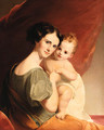 Mrs. John Mason and her Son - Thomas Sully