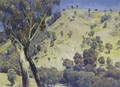 Dandenongs Landscape - Thomas William Roberts