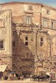 The Teatro Marcello, Rome, Italy - Thomas Hartley Cromek