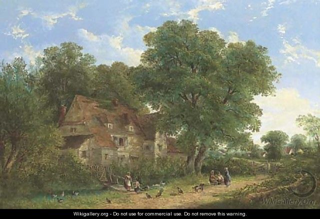 Reigate, Surrey - Thomas J. Ford