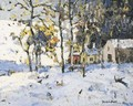 Winter Splendor - Thomas Hunt