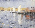 Harbor Sails - Thomas Hunt