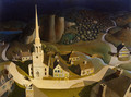 The Midnight Ride of Paul Revere 2 - Grant Wood