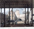 Warehouses and Works at the End of the Tunnel towards Wapping - Thomas Talbot Bury