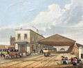 Railway Office, Liverpool - Thomas Talbot Bury