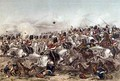 Battle of Balaclava Brilliant charge of the Scots Greys - Augustus Butler