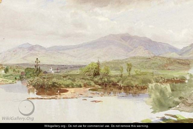 The Valley - William Trost Richards
