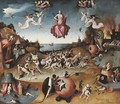 The Last Judgement - (after) Hieronymus Bosch
