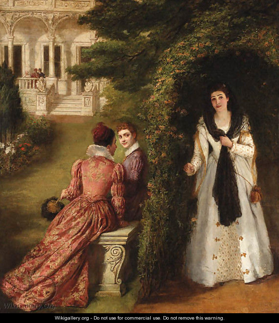 Surprise - William Powell Frith