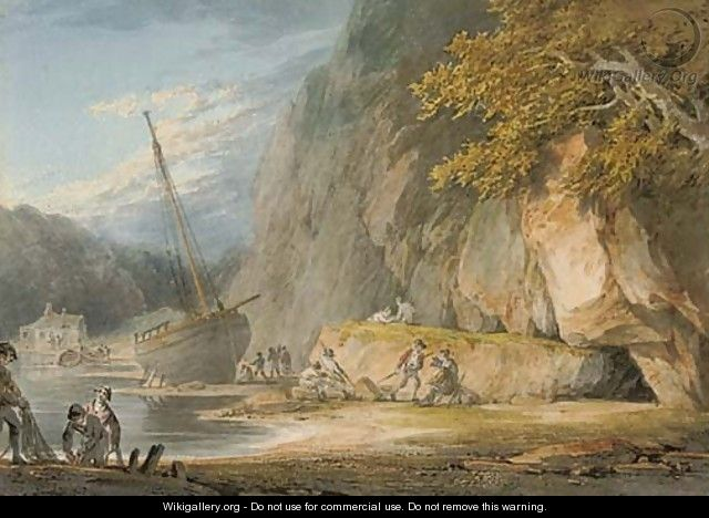 Combe Martin, Devon - William Payne
