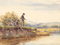 A Day's Fishing - William Stephen Coleman