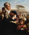 A Day at the Races - William Holyoake