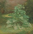 Burdock Plant - William Holbrook Beard