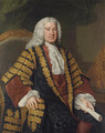 Portrait of Henry Pelham (1694-1754) - William Hoare Of Bath
