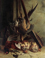 Still life with pheasants - William Hughes
