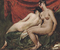 Two Female Nudes 2 - William Etty