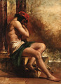 The slave - William Etty