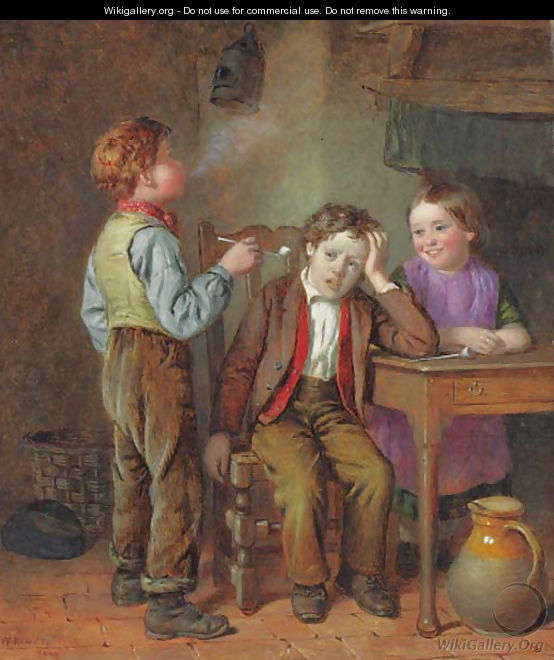 The First Pipe - William Hemsley