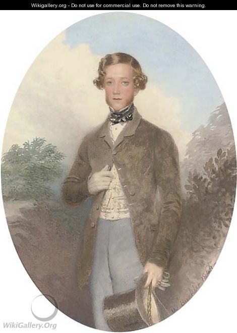 Portrait of Thomas Onslow - William Buckler