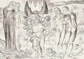 Illustrations to Dante's Divine Comedy - William Blake