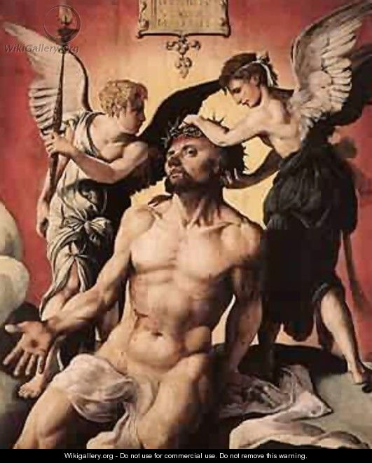 Man Of Sorrows 1532 - Lili Orszag