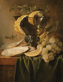 Still Life with a Glass and Oysters ca 1640 - Jan Davidsz. De Heem